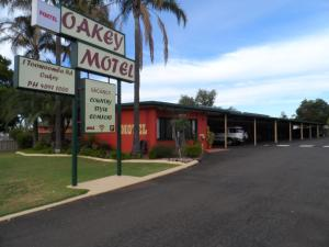 Oakey Motel, Motelek  Oakey - big - 38