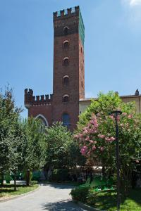 Castello Medici del Vascello, Apartmány  Asti - big - 21