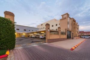 Boudl Al Fakhria, Aparthotely  Unayzah - big - 24