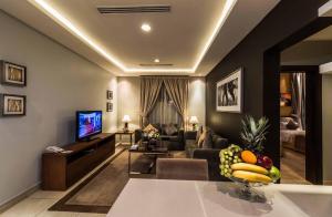 Boudl Al Fakhria, Aparthotely  Unayzah - big - 9