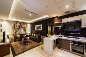 Boudl Al Fakhria, Aparthotely  Unayzah - big - 10