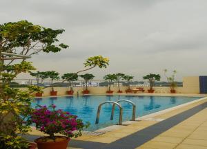 Classic Sarovar Portico Trivandrum, Hotely  Trivandrum - big - 35