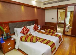 Classic Sarovar Portico Trivandrum, Hotely  Trivandrum - big - 14