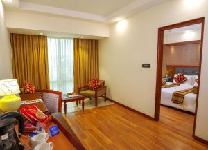 Classic Sarovar Portico Trivandrum, Hotely  Trivandrum - big - 15