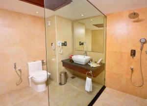 Classic Sarovar Portico Trivandrum, Hotely  Trivandrum - big - 11