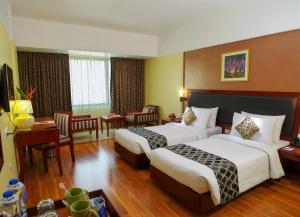 Classic Sarovar Portico Trivandrum, Hotely  Trivandrum - big - 9
