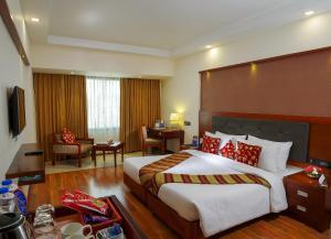 Classic Sarovar Portico Trivandrum, Hotely  Trivandrum - big - 10