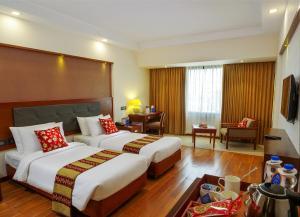 Classic Sarovar Portico Trivandrum, Hotely  Trivandrum - big - 8