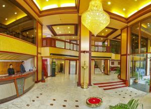Classic Sarovar Portico Trivandrum, Hotely  Trivandrum - big - 37