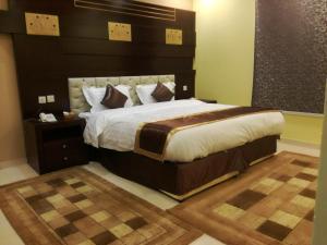 Golden Flowers Aparthotel, Residence  Al Qunfudhah - big - 5