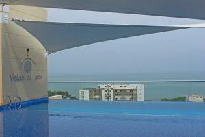 Apartamentos Suiteline Plus – Vista infinita, Apartments  Santa Marta - big - 45