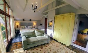 Aan De Vliet Guest House, Vendégházak  Stellenbosch - big - 24
