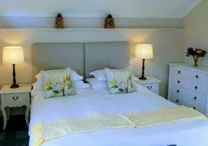 Aan De Vliet Guest House, Vendégházak  Stellenbosch - big - 27