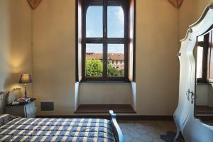 Castello Medici del Vascello, Apartmány  Asti - big - 13