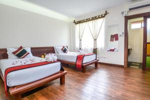 Hotel Queen Jamadevi, Hotels  Mawlamyine - big - 17