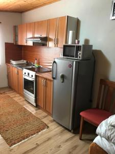 Penzion Tatry, Appartamenti  Veľká Lomnica - big - 61