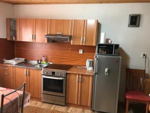 Penzion Tatry, Appartamenti  Veľká Lomnica - big - 62