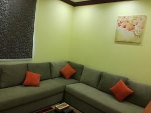 Golden Flowers Aparthotel, Residence  Al Qunfudhah - big - 8