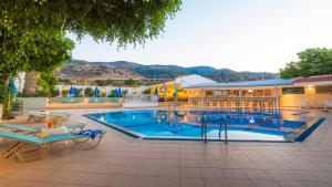 Melissa Apartments, Aparthotels  Malia - big - 31