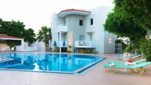Melissa Apartments, Aparthotels  Malia - big - 64