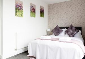Luxurious Trumpington Townhouse, Apartmány  Cambridge - big - 9