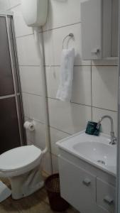 Santa Cruz Apart Hotel, Apartmánové hotely  Santa Cruz do Sul - big - 17