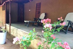 Mereiyans vil Eco Cottage, Vily  Wawinna - big - 18