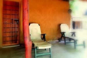 Mereiyans vil Eco Cottage, Vily  Wawinna - big - 19