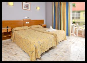 Hostal Carel, Vendégházak  El Médano - big - 5