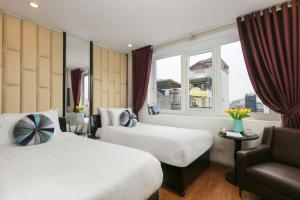 Splendid Holiday Hotel, Отели  Ханой - big - 22