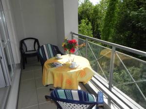 公寓 - 带阳台