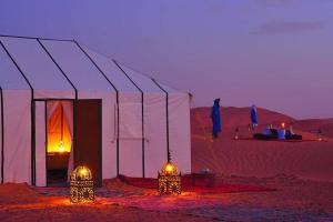 Riad Desert Camel, Hotels  Merzouga - big - 79