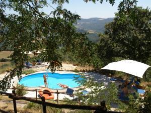 Villa La Selva, Vily  Quadro Vecchio - big - 3