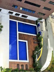 Flat Guarujá Capitania Varam, Appartamenti  Guarujá - big - 54