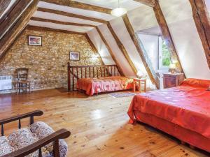 Maison De Vacances - Besse 8, Holiday homes  Villefranche-du-Périgord - big - 22