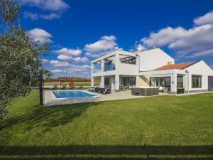 Villa Tia, Villen  Tinjan - big - 37
