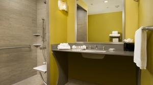 King Room - Disability Access with Roll-In Shower