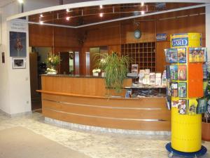 Terrassenhotel Reichmann, Hotels  St. Kanzian am Klopeiner See - big - 39