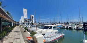 Apartment Port D'aiguadolç 3, Appartamenti  Sitges - big - 14
