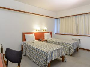 Hotel Nobilis, Szállodák  São Paulo - big - 21