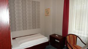 Hotel Schweriner Hof, Отели  Штральзунд - big - 20