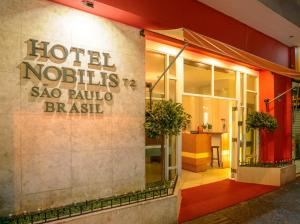 Hotel Nobilis, Отели  Сан-Пауло - big - 1