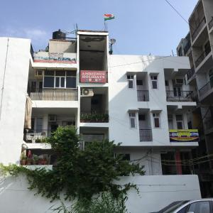 Red Cherry Service Apartment, Ferienwohnungen  Neu-Delhi - big - 10