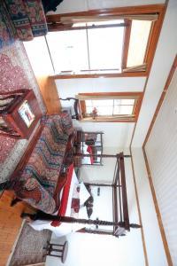 Двухместный номер Делюкс с 1 кроватью, балконом и видом на море