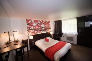 Hotel Pavillon des Gatines, Hotely  Plaisir - big - 17