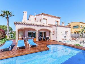 Holiday home Amfora 64, Villák  Sant Pere Pescador - big - 1