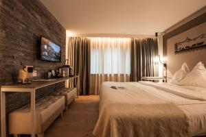 Hotel Daniela, Hotely  Zermatt - big - 10