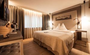 Hotel Daniela, Hotely  Zermatt - big - 11