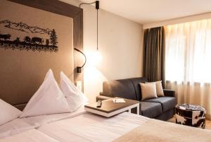 Hotel Daniela, Hotely  Zermatt - big - 6