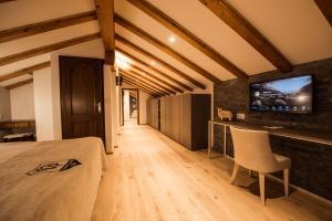 Hotel Daniela, Hotely  Zermatt - big - 18
